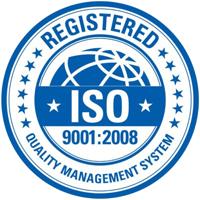 ISO 9001:2008 Gecertificeerd